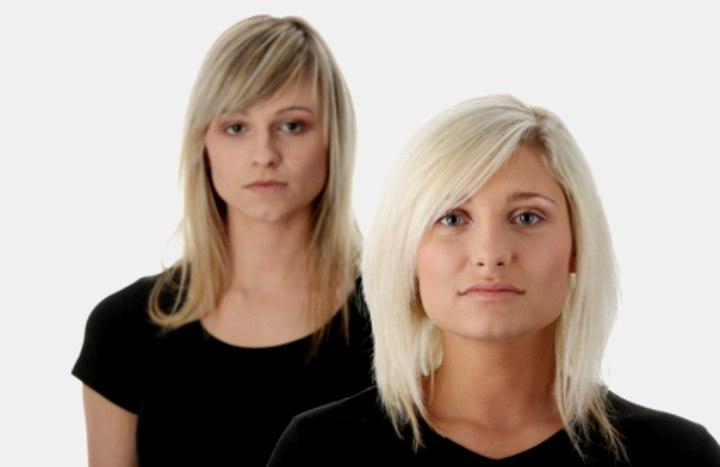 Trouver une coiffure s'accordant avec votre silhouette et forme de ...
