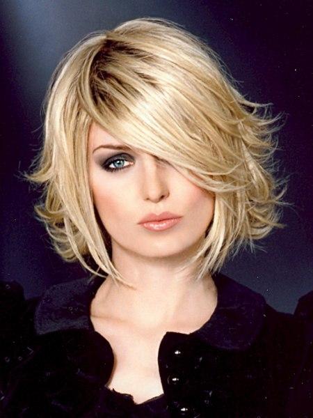 coiffure carre souple